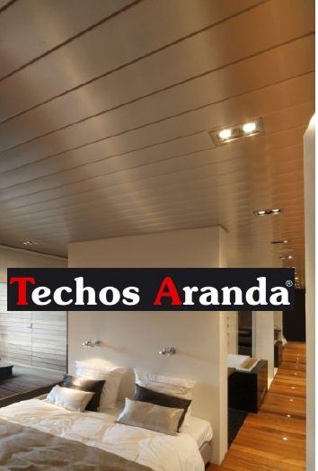 Trabajos económicos ofertas techos aluminio acústicos