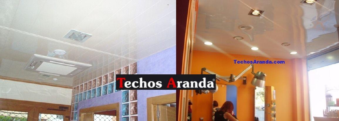Trabajos económicos ofertas techos aluminio registrables decorativos