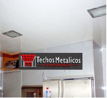 Trabajos económicos techos de aluminio desmontables decorativos para baños