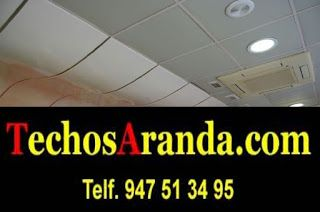 Trabajos garantizados empresa techos aluminio acústicos decorativos