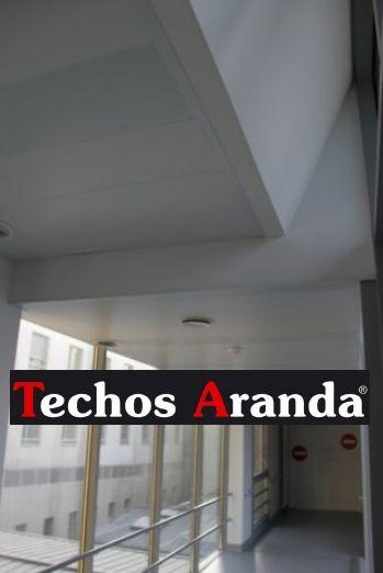 Trabajos garantizados falsos techos aluminio registrables decorativos