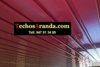 Trabajos garantizados instaladores de techos de aluminio acústicos