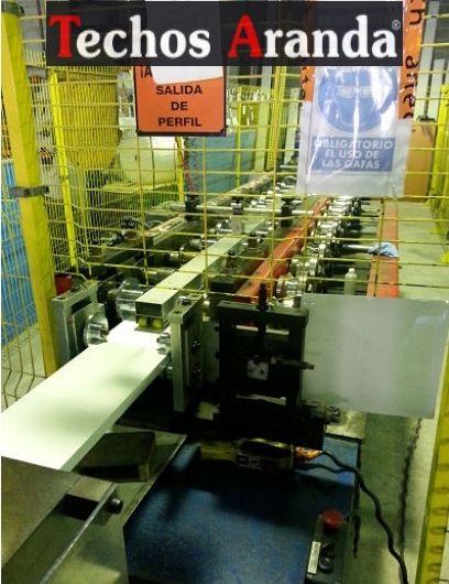 Trabajos garantizados montadores techos de aluminio registrables decorativos