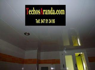 Trabajos garantizados montajes techos aluminio acústicos decorativos