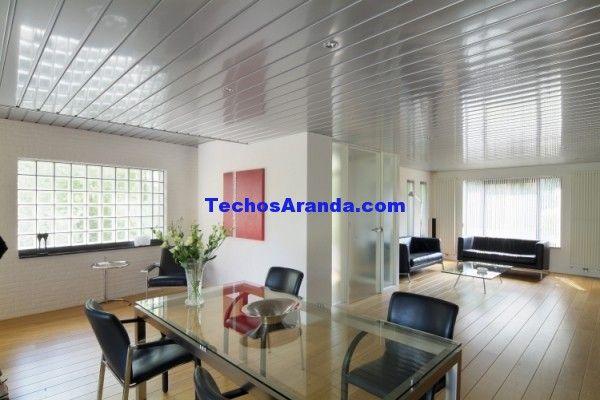 Trabajos garantizados ofertas techos aluminio acústicos decorativos