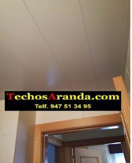 Trabajos garantizados venta techos de aluminio desmontables decorativos