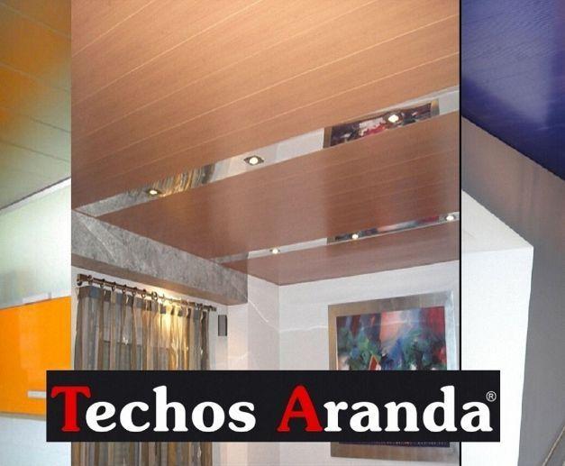 Trabajos ofertas techos aluminio decorativos