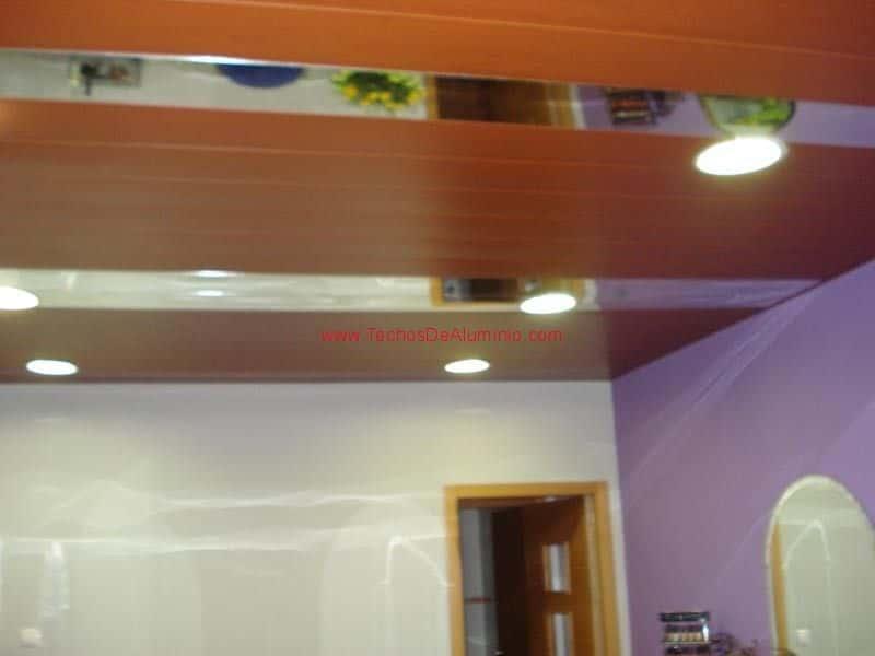 Trabajos profesionales montadores techos de aluminio acústicos
