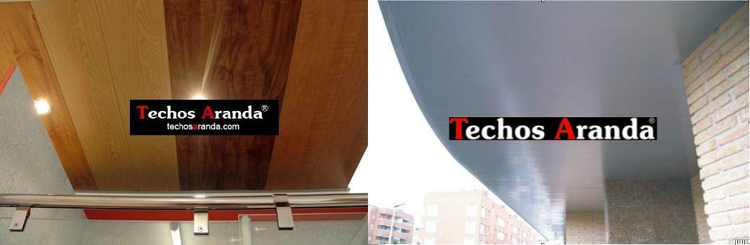 Trabajos profesionales montadores techos de aluminio desmontables decorativos