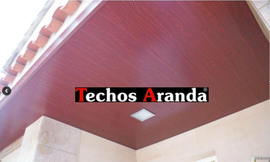Trabajos profesionales ofertas techos aluminio acústicos decorativos