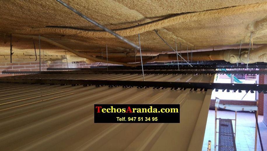 Trabajos profesionales ofertas techos aluminio decorativos