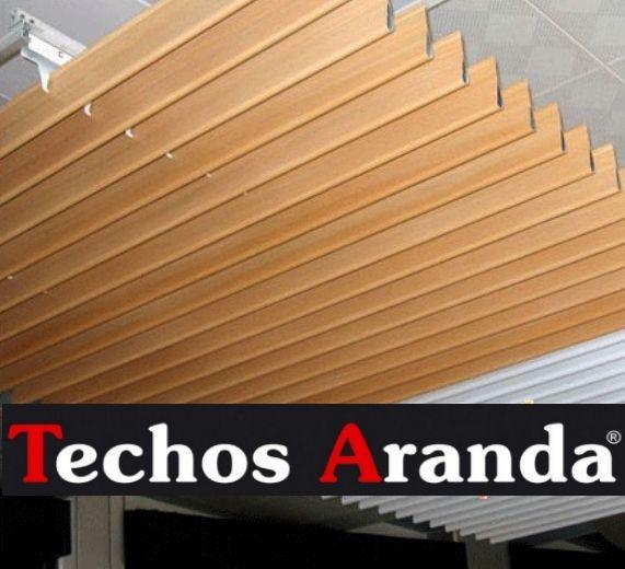 Trabajos profesionales ofertas techos aluminio desmontables decorativos