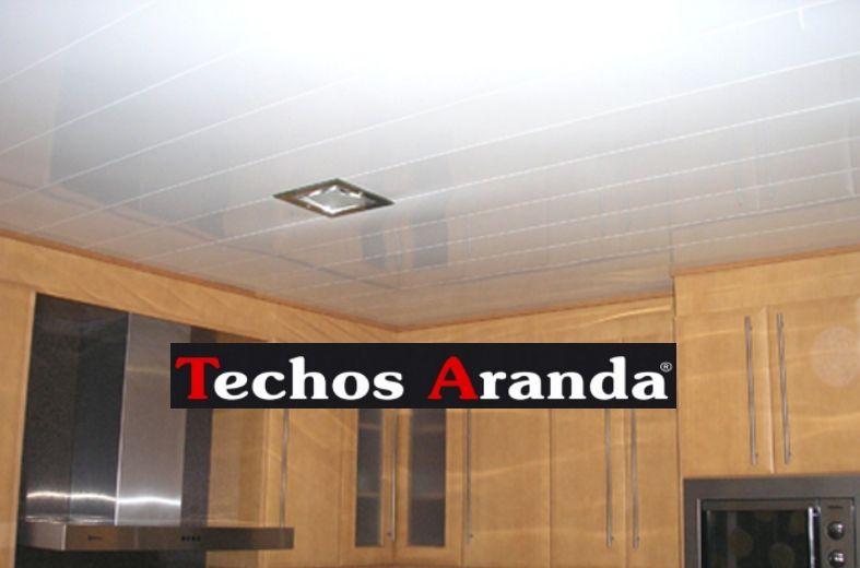 Trabajos profesionales ofertas techos aluminio registrables decorativos