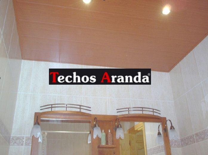 Trabajos techos de aluminio acústicos decorativos para baños
