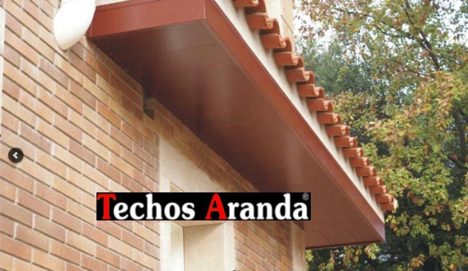 Trabajos techos de aluminio acústicos decorativos