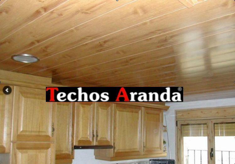 Trabajos techos de aluminio lacados para cocinas
