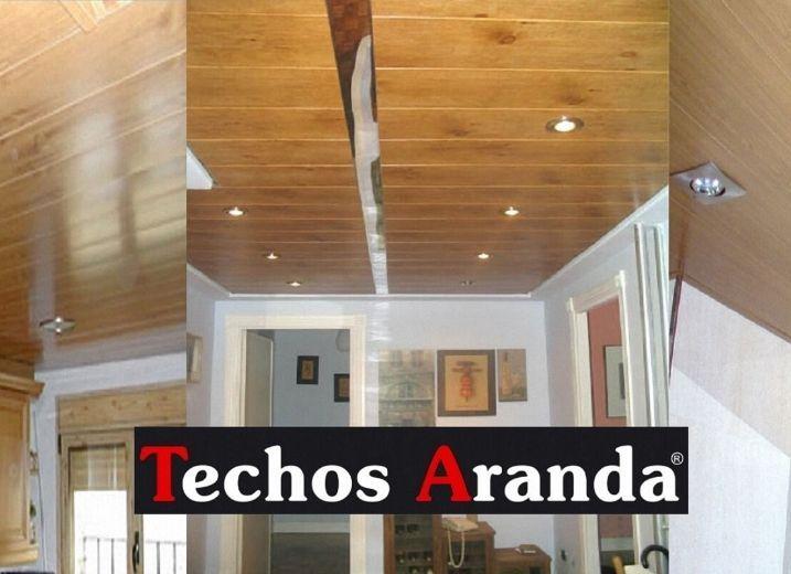 Trabajos venta techos de aluminio lacados