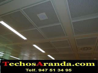 Venta de Laminas para techos registrables decorativos