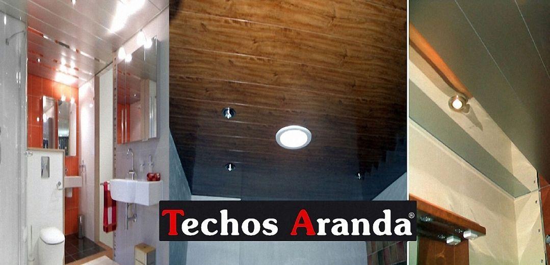 Venta de techos de aluminio lacados
