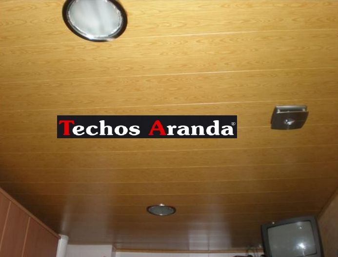 Videos de techos aluminio desmontables decorativos