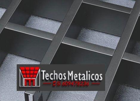 Videos de techos aluminio lacados